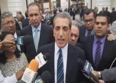 """Fracción parlamentaria exige aplicación del TIAR: """"Llegó el momento"""""""