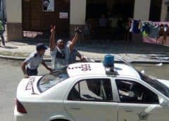 Multa por filmar vídeo de desamparados en Cienfuegos