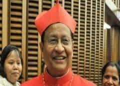 Myanmar: Cardenal Bo. El régimen del Partido comunista chino es el primer responsable de la pandemia