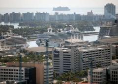 Coronavirus: Crucero con muertos e infectados llega a Miami