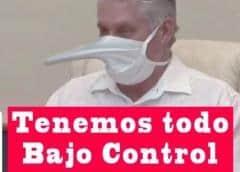 Insólito: Cuba sancionará a los médicos que se contagien con COVID 19 en el ejercicio de sus funciones