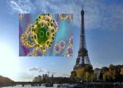 Gran tragedia en Francia: sufre 1.417 muertos por coronavirus en un solo día