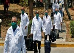 Círculo de Médicos de Paraguay pide rechazar envío de alimentos a Cuba a cambio de doctores