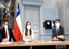 Chile registra su mayor número de muertes en un día y eleva la cifra total a 57