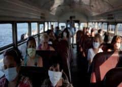 El régimen cubano paraliza todo el transporte en la isla por el avance del coronavirus