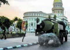 EEUU afirma que sanciones a Cuba y Venezuela permiten ayuda humanitaria