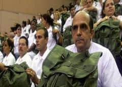 Argentina rechaza médicos cubanos para lucha contra COVID-19