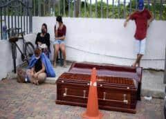 Habitantes de Guayaquil aseguran que lo que viven es una pesadilla