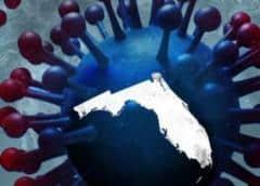 Coronavirus en Florida: 32,846 casos y 1,171 muertes el martes 28 de abril