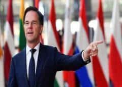 La controvertida reacción del primer ministro holandés cuando le dicen que no dé dinero a los españoles