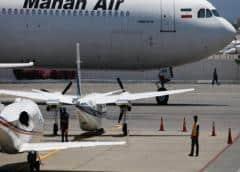 Pompeo pide poner fin a derechos de sobrevuelo de aerolínea iraní que viaja a Venezuela