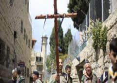 Coronavirus: Una Jerusalén confinada se enfrenta al desafío de las fiestas religiosas