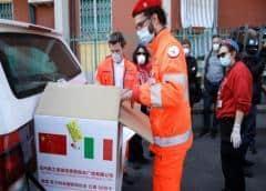 Más de 22.000 muertes en Italia, pese al fuerte descenso registrado este jueves