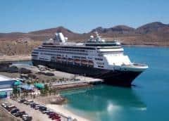 México permite desembarcar a 46 británicos de un crucero