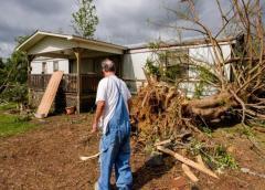 Al menos 20 muertos por los tornados que afectaron al sur de EE.UU.