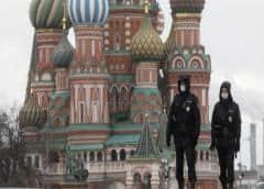 Putin pide pronósticos diarios del coronavirus mientras Rusia se acerca a los 37.000 casos