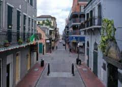 El coronavirus devasta una Nueva Orleans con cicatrices de desastres