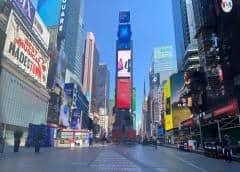 Nueva York ve posible aplanamiento de la curva de coronavirus