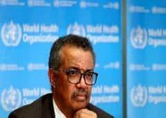 Piden renuncia de Dr.Tedros al frente de la OMS por el manejo de la pandemia