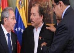 Las dictaduras de Cuba, Venezuela y Nicaragua usan al coronavirus para sostenerse, conspirar y lucrar