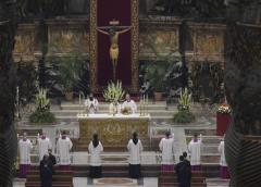 Papa pide solidaridad mundial frente a desafío de la época