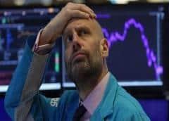 Fuertes caídas en Wall Street tras las negras proyecciones de la Casa Blanca sobre la pandemia
