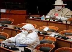 Parlamento de Bolivia se enfrenta al Gobierno y promulga ley para elecciones en 90 días