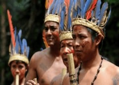 El estado brasileño de Amazonas está muy preocupado por el avance del COVID-19 entre los indígenas