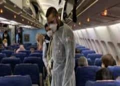 Organismo de aviación IATA respalda mascarillas para vuelos seguros