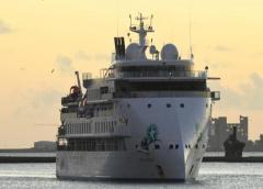 Cincuenta días a la deriva; la pandemia desde un crucero
