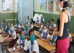 Lo que se avecina es un desastre, opinan padres sobre anuncio de reapertura de escuelas en Cuba