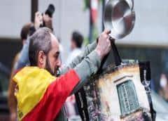 El TSJC da luz verde a las manifestaciones de Vox contra el Gobierno en Cataluña