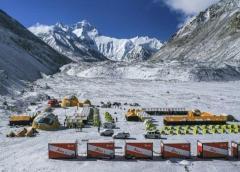 China manda equipo de medición a Everest tras fin de campaña