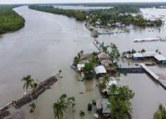 Ciclón Amphan deja al menos 22 muertos en India y Bangladesh