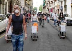 Italia registra 130 muertos con coronavirus y 652 nuevos casos