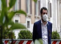 Salvini ocupa el Parlamento para desafiar al Gobierno tras un sondeo desfavorable