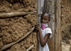 El coronavirus revive un estilo de peinado en África