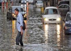 Aviso de lluvia e inundación en Miami y el sur de Florida