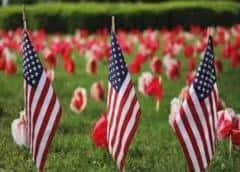 Trump conmemorará el Día de los Caídos en una ceremonia en Baltimore
