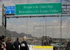 Regreso de personas con doble ciudadanía preocupa a Gobierno EEUU si pandemia en México se agrava