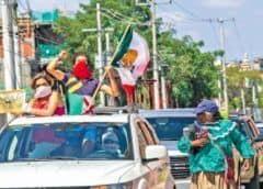 ¿Quieres que continúe? : Tras protestas, López Obrador dice consulta decidirá su permanencia