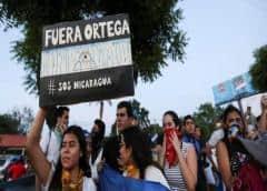 Funcionarios de Ortega no podrán viajar a los países de la Unión Europea