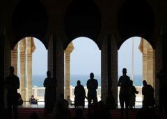 Palestinos alivian restricciones por coronavirus en Cisjordania