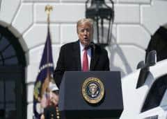 """Trump niega participación de EEUU en supuesta incursión """"mercenaria"""" en Venezuela"""