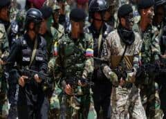 Comenzó segunda fase de ejercicios militares Escudo Bolivariano