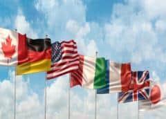 Alivio de deuda para naciones más pobres podría extenderse más allá de fines de año: G-7