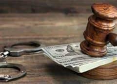 Fijan en 1 millón la fianza para policía acusado de la muerte de Floyd