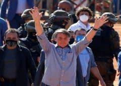 Brasil amenaza dejar la OMS y Trump dice que EEUU le está gananado al coronavirus