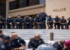 Sargento de la Fuerza Aérea que emboscó a policías es vinculado a otro ataque mortal