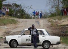 Asalto a estación de la PNR en Calabazar, con policía muerto y 2 heridos